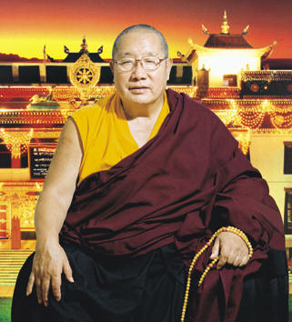 ????????? H.H. Pema Norbu Rinpoche's Biography